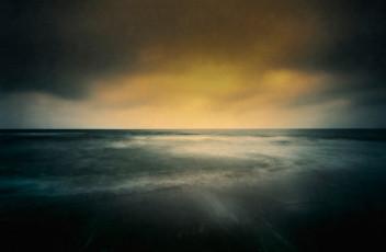 pinhole seascape