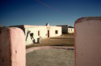 MEXICO. Boquillas (Border). 1979. Jumping.
