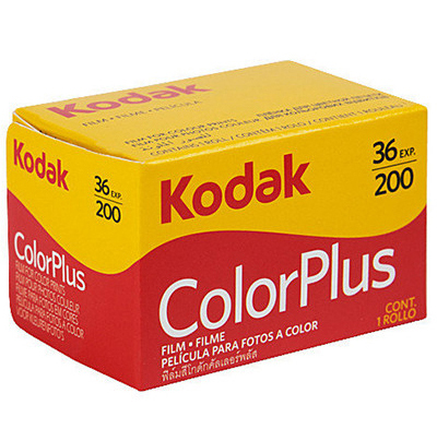 Kodak ColorPlus 200 тип-135 1